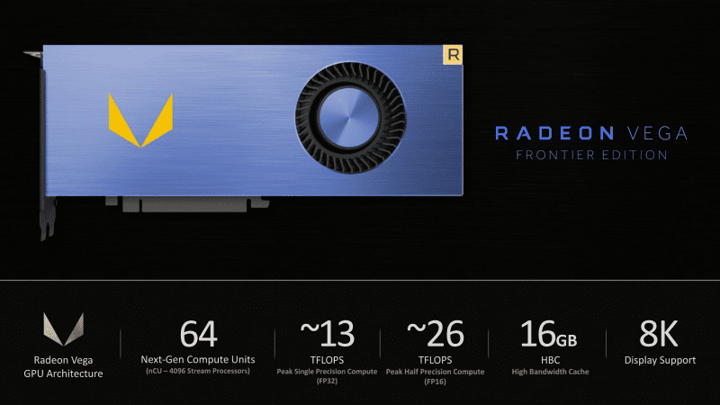vega frontier launch press deck final 10 - Amd Launched The World's Fastest Graphics Card With The Vega Frontier Edition