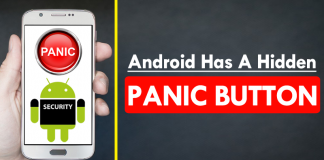 Android Has A Hidden 'Panic Button' To Help You Fight Malware