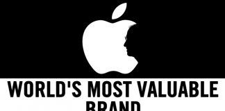 Apple Is The Most Valuable Company In The World