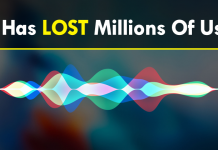 Apple's Siri Has Lost Millions Of Users Over The Past Year