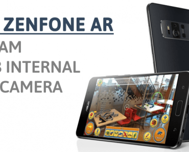 Asus ZenFone AR With 8GB RAM, 128GB Internal & 23MP Camera Launched!