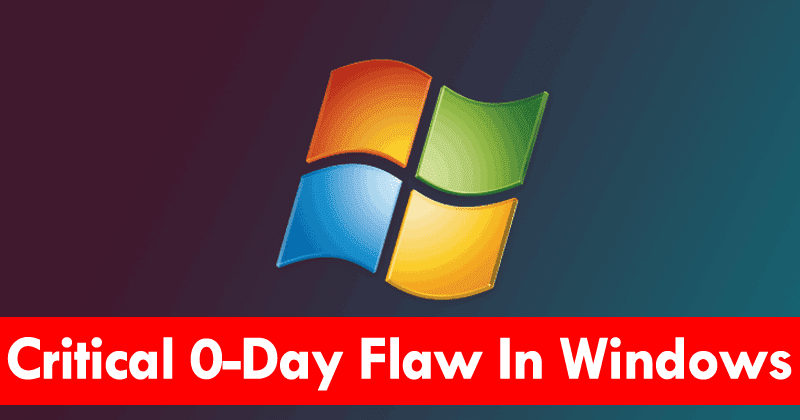 Critical Flaws Found In Windows Security Protocol – Patch Now