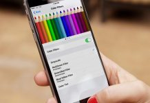 Enable Color Filters on Your iPhone or iPad for Easy on the Eyes Reading