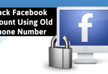 Here's How To Hack Facebook Account Using Old Phone Number