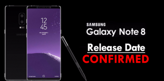 Finally, Samsung's Galaxy Note 8 Launch CONFIRMED