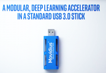 Intel Launches World's First USB AI Accelerator