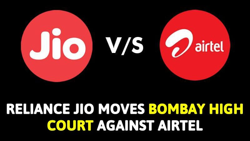 OMG! Reliance Jio Moves Bombay High Court Against Airtel