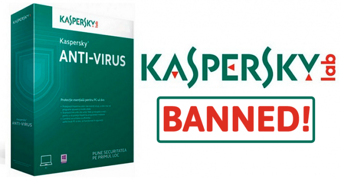 Kaspersky Antivirus Banned By The US Government!