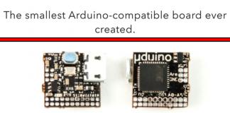 Meet The Smallest Arduino Board Ever Created — Smaller Than A microSD Card