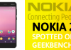 Nokia 2 Spotted On Geekbench!