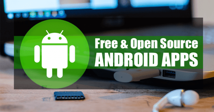 20 Awesome Free And Open Source Android Apps