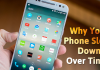 5 Reasons Your Phone Slows Down Over Time