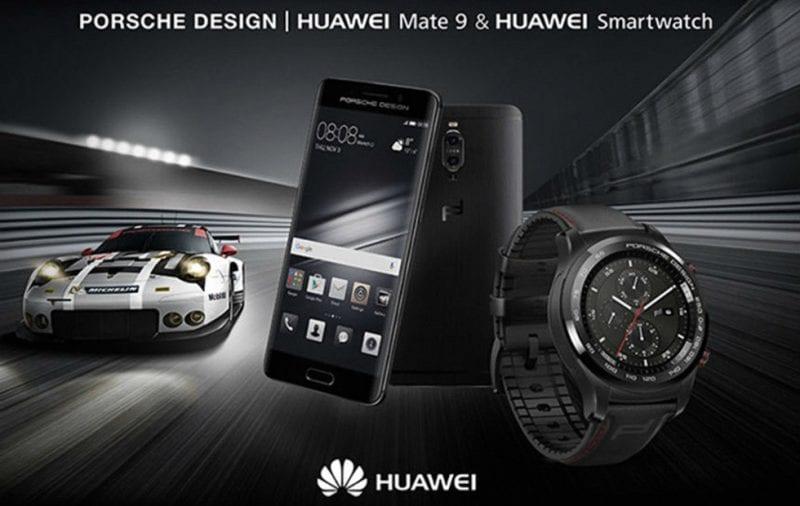 Porsche Design Huawei Smartwatch 102 - Huawei Announces Porsche Design Watch 2 in Europe and UK