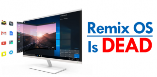 Remix OS, A Desktop Fork Of Android, Is Being KILLED OFF
