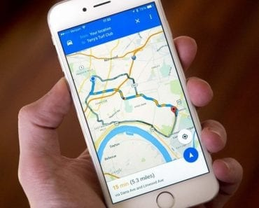Set Apple Maps to Default to Walking Directions