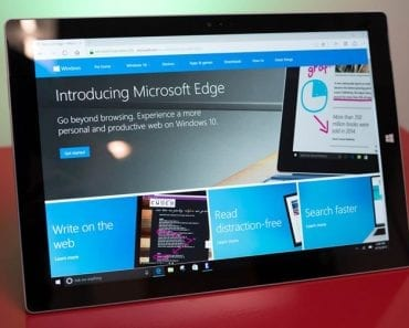 How to Share Web Content Using the Microsoft Edge in Windows 10