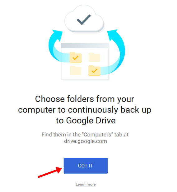 Sync Your Desktop PC with Google Drive (Google Photos)