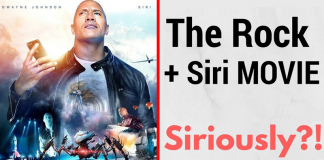 'The Rock' Just Announced A New Movie Co-Starring Siri