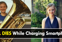 This 14-Year-Old Girl Dies While Charging Smartphone