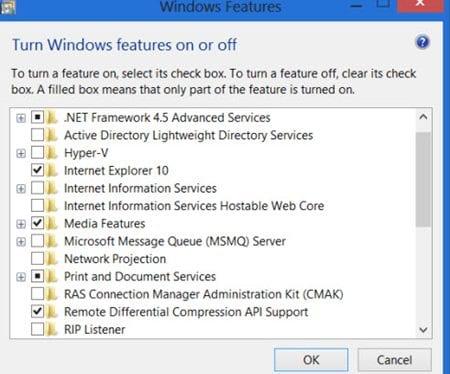 Turn Off Internet Explorer in Windows 10