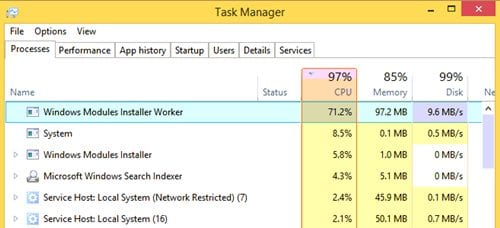 What is WIndows Modules Installer Worker and Why Is it Running on My PC