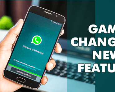 WhatsApp Is About To Get This Game-Changing New Feature