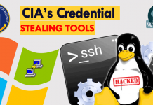 Wikileaks Unveils CIA Tools That Steals Credentials From Windows & Linux PCs