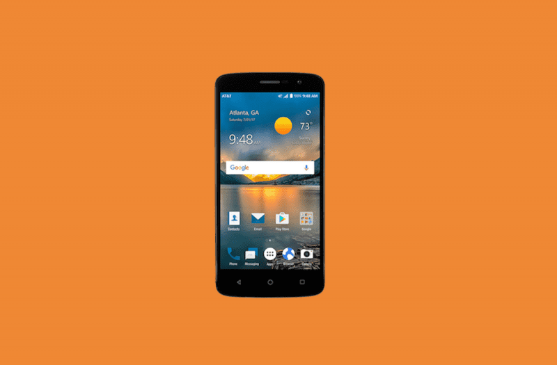 ZTE Blade Spark - ZTE Launches ZTE Blade Spark For Only $99 With A Fingerprint Scanner