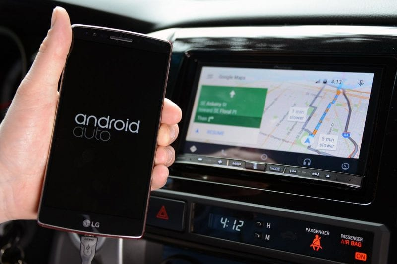 android auto system 1500x1000 - Waze App for Android Auto Launched By Google