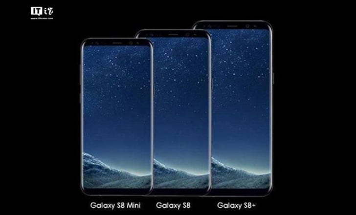 samsung galaxy s8 mini - Samsung Galaxy S8 Mini With Snapdragon 821 Will Be Launched Soon