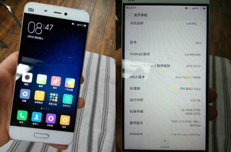 xiaomi mi 5 leaked photo - Xiaomi Redmi 5 Specs Leaked: Official Images Revealed