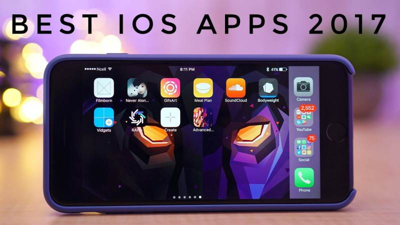 Best iPhone/iOS 11 Apps January 2019