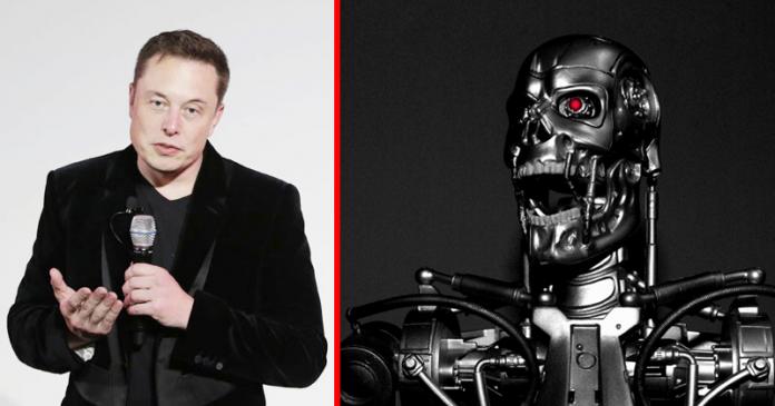 Elon Musk And Other Experts Warn UN Of Killer Robots
