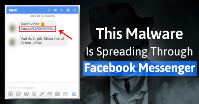 Linux Malware Spreading Through Facebook Messenger