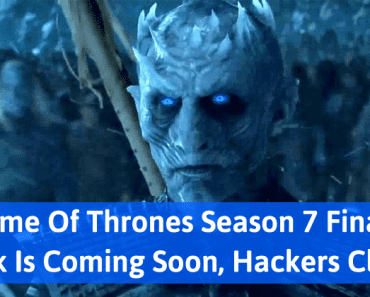 Hackers Threaten To Leak Game Of Thrones Season 7 Finale!