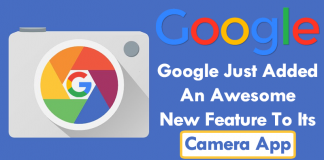 Google Just Added An Extraordinary Feature To Its Camera App
