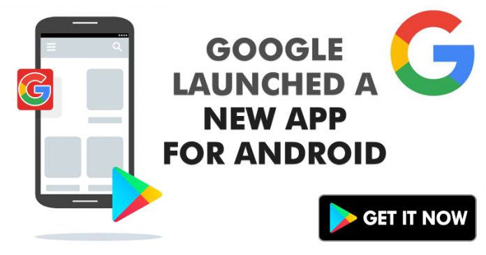 Launched A New Extraordinary Application For Android