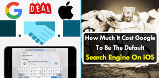 Here's How Much It Cost Google To Be The Default Search Engine On iOS