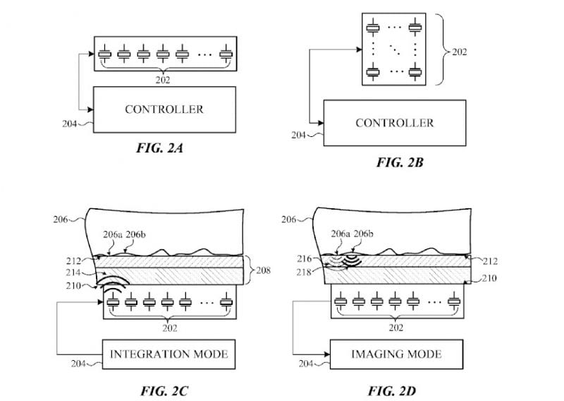 IMG 1 6 - Apple Patents On-Screen Fingerprint Recognition Technology