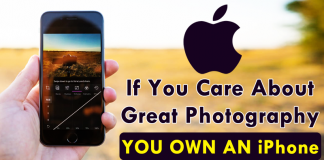 Ex-Google VP: If You Care About Great Photography, You Own An iPhone