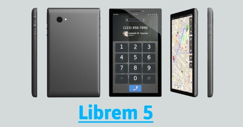 Librem 5 Is An Open Source, Linux-Powered Smartphone Focused On Security & Privacy