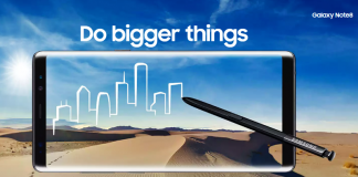 Meet The New Samsung Galaxy Note 8 - Do Bigger Things