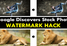 OMG! Google Discovers Stock Photo Watermark Hack