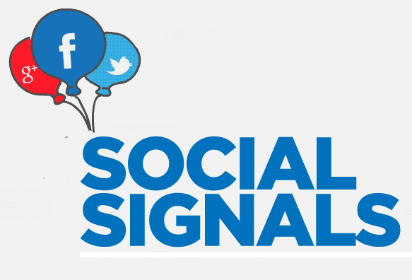 Social Signals - SEO Trends for 2018: How 12 Factors Impact Google Rankings