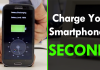 This New Tech Can Charge Your Smartphone In Seconds