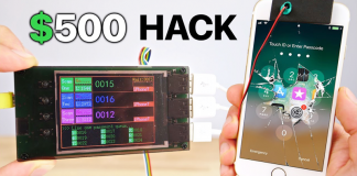 This Tiny Gadget Can Hack Any iPhone 7 & 7 Plus Passcode