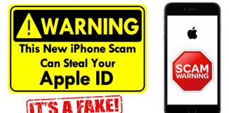 WARNING! This New iPhone Scam Can Steal Your Apple ID