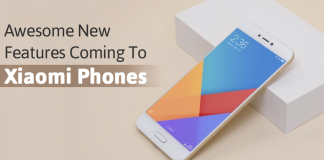 5 Awesome New Features Coming To Xiaomi Smartphones