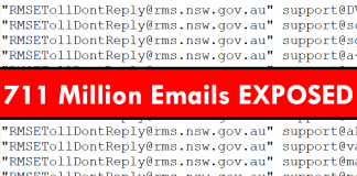 711 Million Emails EXPOSED In Biggest Spamming Campaign On The Internet