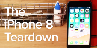 Apple iPhone 8 Teardown Reveals Few Extraordinary Surprises